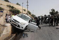 Jerozolima. Ponad 320 rannych po starciach w meczecie Al-Aksa