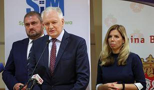 Anna Kornecka zdymisjonowana. Jarosław Gowin: premier tego nie konsultował