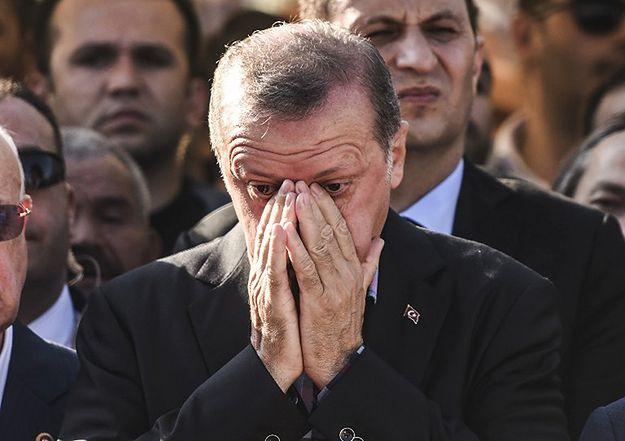 Prezydent Recep Tayyip Erdogan