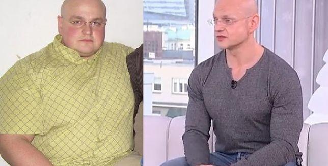 Schudł 65 kilo i został zawodowym kolarzem