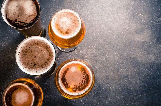 Szklanki do piwa, bo kształt ma znaczenie
