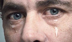 W jakich sytuacjach płaczą mężczyźni?