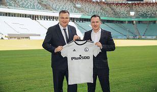 Legia Warszawa. Czesław Michniewicz nowym trenerem stołecznej drużyny