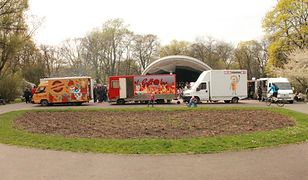 Zjazd foodtrucków na Targówku. Dodatkowo będzie można wyrobić sobie kartę rowerową