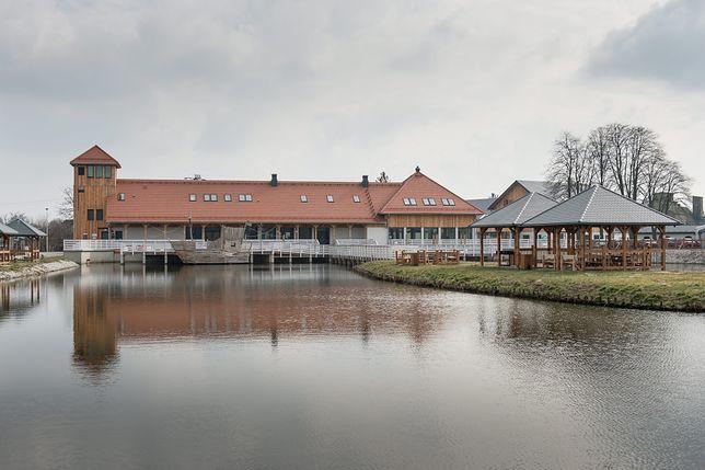 """Centrum Edukacyjno-Turystyczne Naturum, nowa inwestycja spółki """"Stawy Milickie"""""""