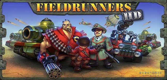 Fieldrunners niestety nie w wersji HD