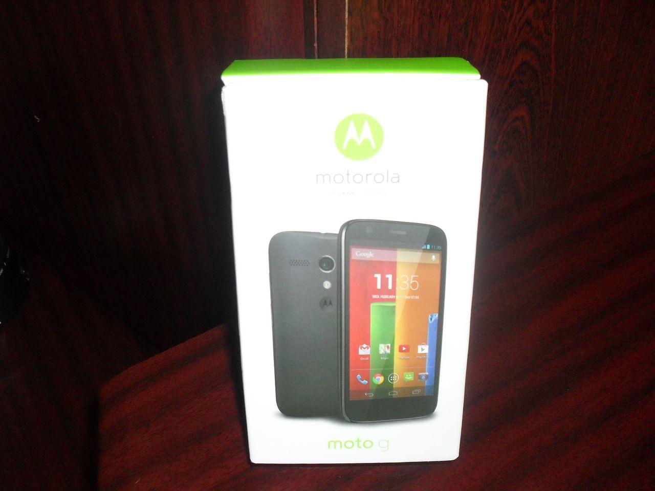 Motorola Moto G - czyli budżetowy smartfon od Google
