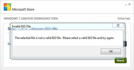 Wdrażam Windows 8 w miejsce XP, cz. 3 - ...not a valid ISO file...