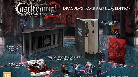 Nowy zwiastun i galeria z Castlevania: Lords of Shadow 2, będzie edycja kolekcjonerska