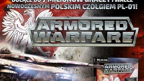 Armored Warfare z polskim czołgiem, teraz w pudełku. Zdobądź jedno dla siebie! (konkurs)