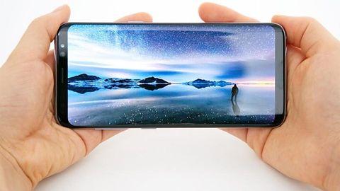 Czytnik linii papilarnych w ekranach Samsunga może dopiero za rok
