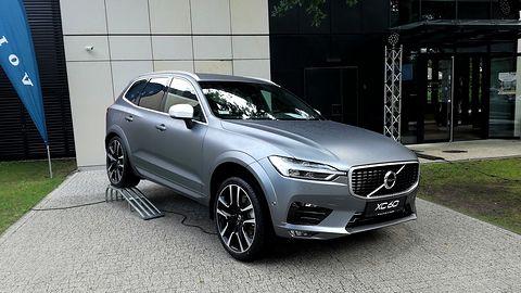 Nowe Volvo XC60: bezpieczeństwo i wstęp do autonomiczności