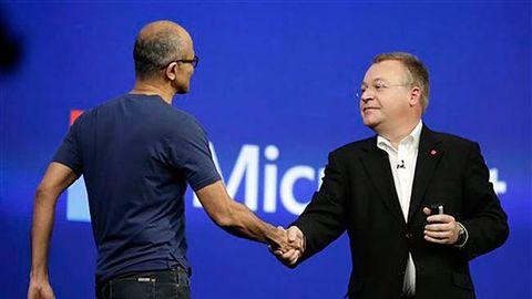 Za trzy dni Nokia przeistoczy się w Microsoft Mobile