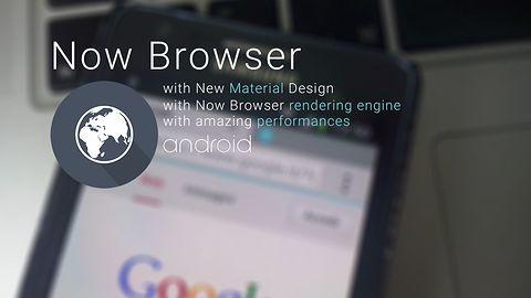 Now Browser: 160 KB wystarczy, by pomieścić szybką i funkcjonalną przeglądarkę dla Androida