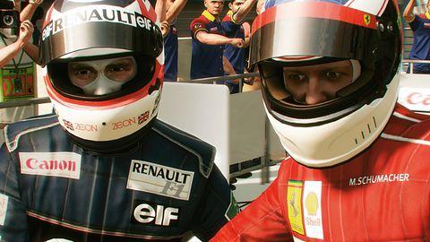 Nowy zwiastun i galeria z F1 2013