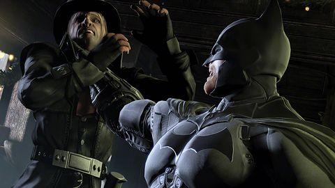 Nowa galeria z Batman: Arkham Origins