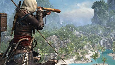 Assassin's Creed IV: Black Flag przynajmniej na 15 godzin, 30 minut zajmie przemierzenie mapy