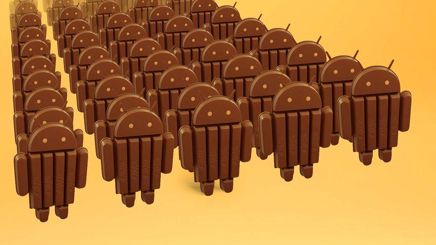 Google łata kolejne błędy. Android 4.4.2 wydany