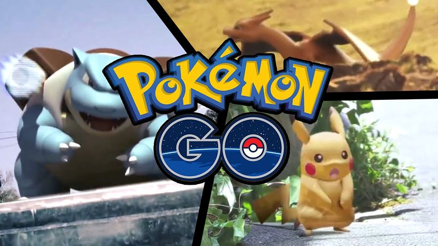 Pokemon GO oficjalnie w Polsce! Czas na spacer