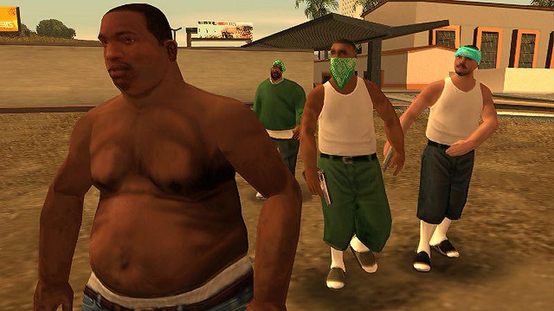 GTA: San Andreas już do kupienia w App Store