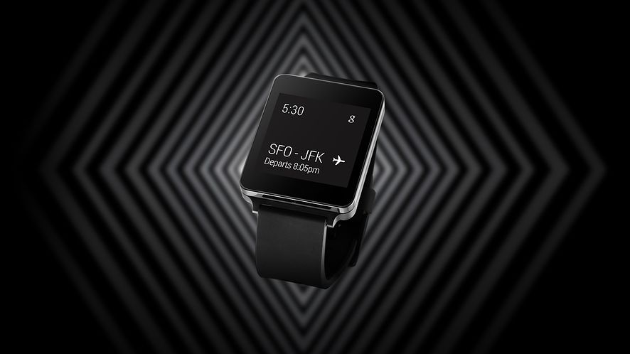 Nadchodzący zegarek LG G będzie wodoodporny i nigdy nie zaśnie