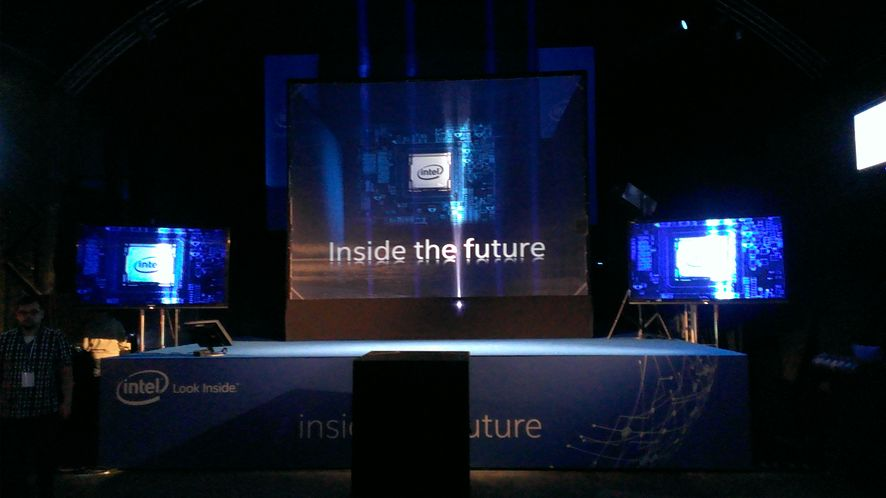 Intel: Inside the future