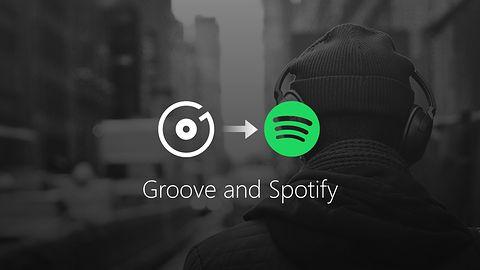 Microsoft kończy z muzyką: Spotify zastąpi Windows Store i Groove Music Pass