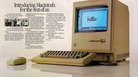 Macintosh kończy 30 lat, przypomnijmy sobie jego historię