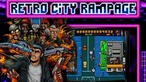 Czas odkurzyć procesor Intel 80486. Retro City Rampage wydane na system MS-DOS