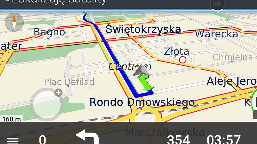 MapaMap dla Androida z nowym interfejsem i jeszcze lepszymi mapami