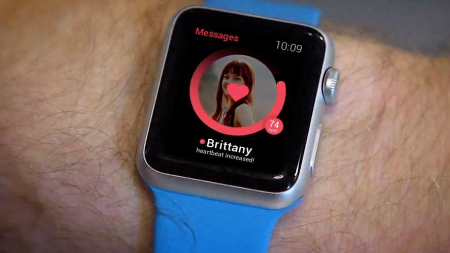 Z Tinderem na Apple Watch zawsze będziesz miał wolne ręce