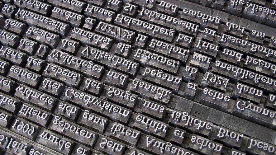 Homoglify i alternatywne alfabety (fot. Pixabay)
