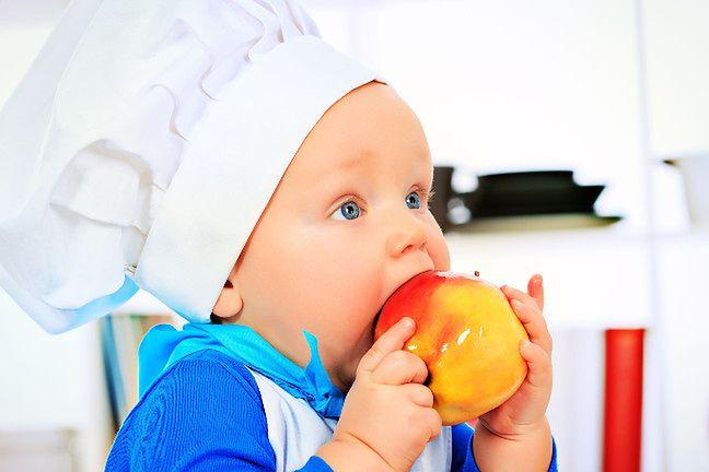 Jabłko na rozdrażnienie