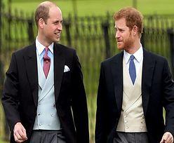 Awantura na dworze królewskim. Konflikt Williama i Harry'ego