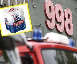 Takie piwa trafiły do sklepów. Strażacy oburzeni, PSP komentuje
