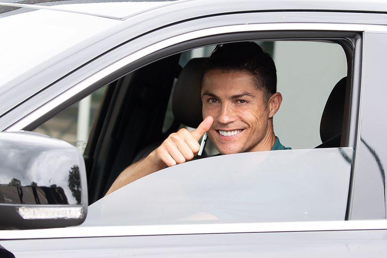 Szwajcaria. Ronaldo musiał być w szoku, gdy zobaczył, gdzie ma mieszkać