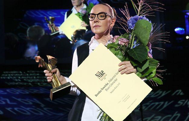 Bronka Nowicka laureatką Nagrody Literackiej Nike