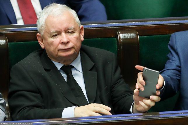 Już po wyborach. Jarosław Kaczyński w końcu przejdzie operację kolana