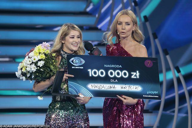 """Magda Wójcik zwyciężyła """"Big Brothera"""". Zdradziła, na co wyda pieniądze"""