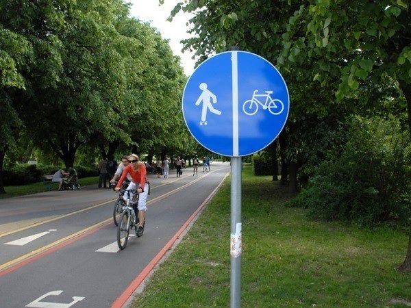 """W stolicy rowerzyści pojadą """"pod prąd"""""""