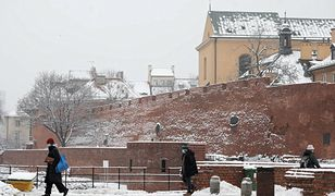 Pogoda. Warszawa. W niedzielę może padać śnieg