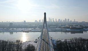 Pogoda w Warszawie we wtorek 16 lutego. Trochę chmur i słońca
