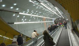 Warszawiacy zobaczyli nowe stacje metra [ZDJĘCIA]