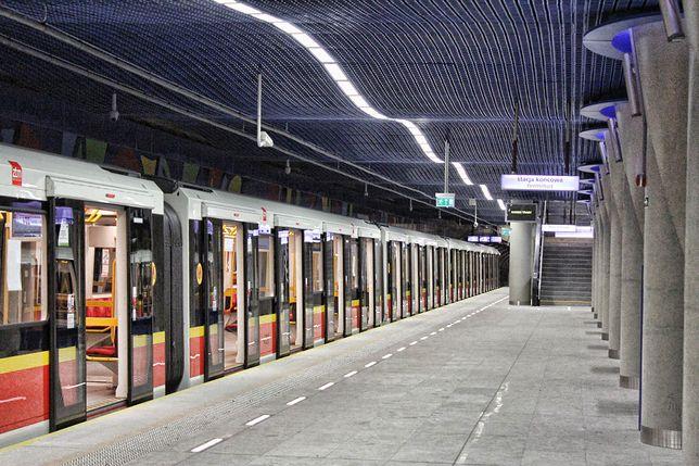 Jeden z wagonów metra wyłącznie dla niepełnosprawnych i dzieci? Ratusz: przeanalizujemy