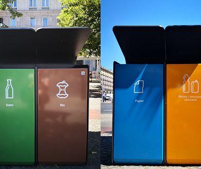 Warszawa. Na Pradze Południe staną kosze do segregacji śmieci