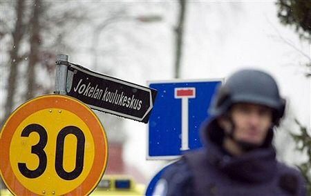 Strzelanina w szkole w Finlandii - osiem ofiar