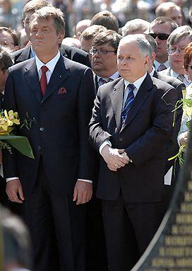 """Krok naprzód na drodze pojednania Polski i Ukrainy"""