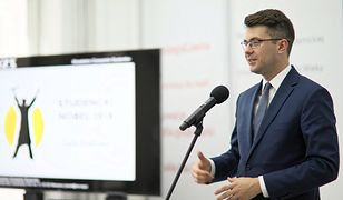 Piotr Mueller został zaprzysiężony na posła Sejmu VIII kadencji