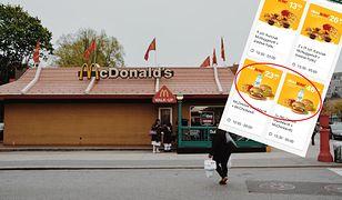 Podatek cukrowy. Z ofert promocyjnych McDonald'sa zniknęły napoje gazowane słodkie.