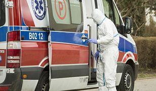 Koronawirus w Polsce. Ratownik medyczny zaatakowany przez pacjenta objętego kwarantanną
